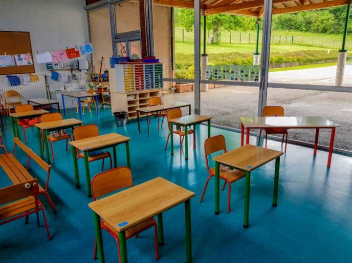 Coversafe™ schützt vor der taktilen Übertragung von Convid 19. Durch die natürliche und biokompatible Technologie ist die Oberflächenfolie problemlos in Schulen und Kindergärten einsetzbar.